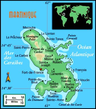 MARTINIQUE.XIV°